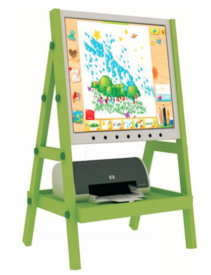 虚拟绘图板